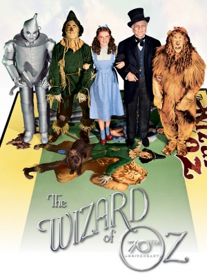 The Wizard of Oz 2123x2819