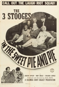 In the Sweet Pie and Pie poster