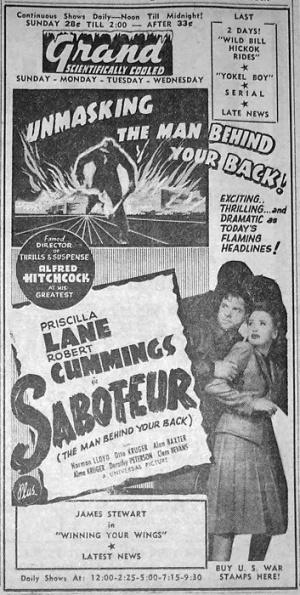 Saboteur 353x700