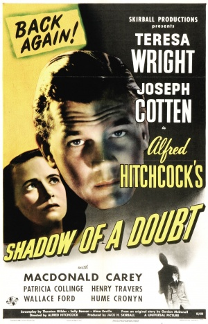 Shadow of a Doubt Re-release poster