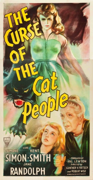 The Curse of the Cat People Poster