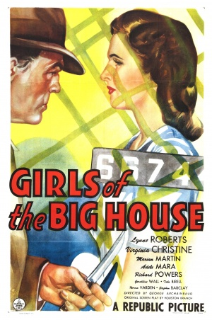 Girls of the Big House Poster