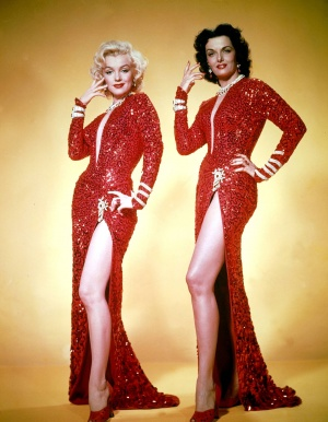 Gentlemen Prefer Blondes 1642x2111