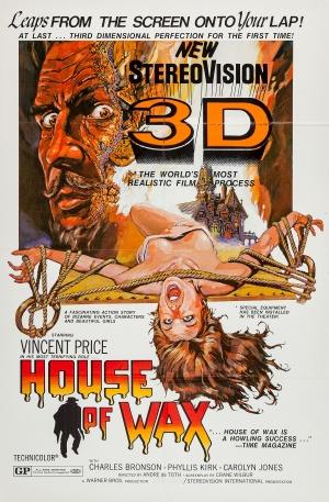 House of Wax 1933x2942