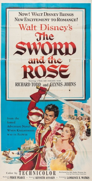 The Sword and the Rose Poster