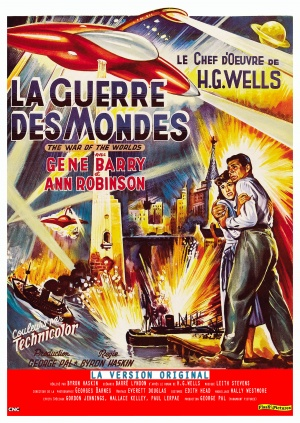 The War of the Worlds 2504x3531