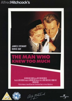 The Man Who Knew Too Much 570x800