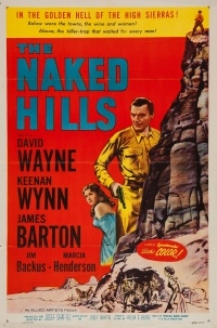 The Naked Hills poster