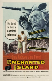 Enchanted Island poster