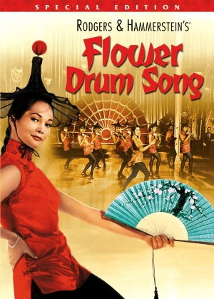 Flower Drum Song Dvd cover