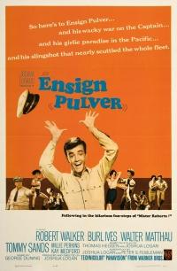 Ensign Pulver poster