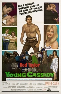 Young Cassidy poster