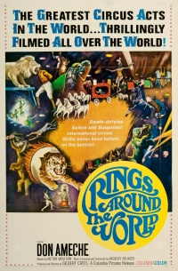 Rings Around the World poster