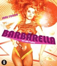 Barbarella: Queen of the Galaxy poster