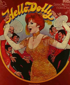 Hello, Dolly! 822x990