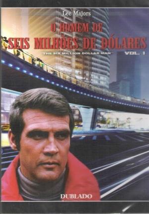 The Six Million Dollar Man 835x1200