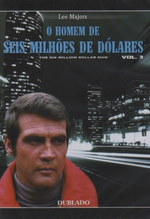 The Six Million Dollar Man 739x1078