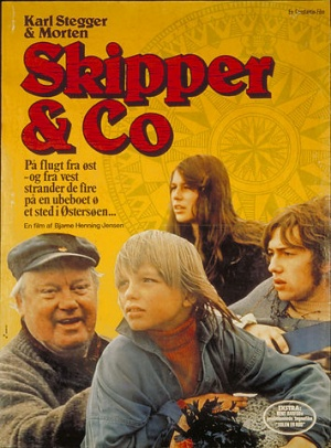 Skipper & Co. Poster