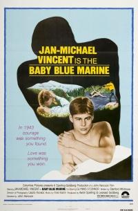 Baby Blue Marine poster