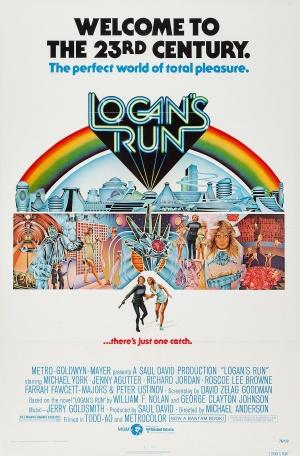 Logan's Run 1942x2955