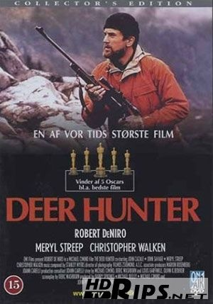 The Deer Hunter Cover