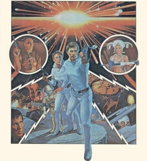 Buck Rogers in the 25th Century 830x910