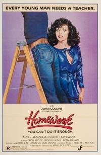 Homework poster