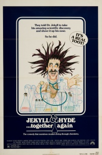 Jekyll and Hyde... Together Again poster