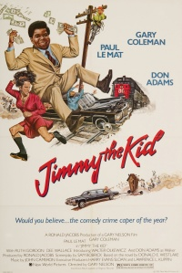 Jimmy the Kid poster