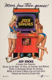 Joysticks poster