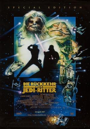 El retorno del Jedi 2062x2957