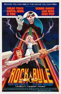Rock & Rule poster