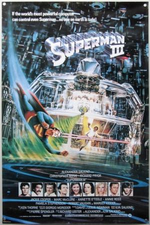 Superman III 500x751