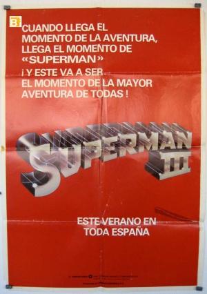 Superman III 737x1046