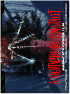 A Nightmare on Elm Street 552x735