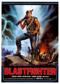 Blastfighter poster