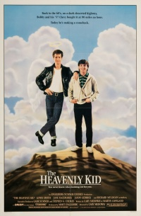 The Heavenly Kid poster