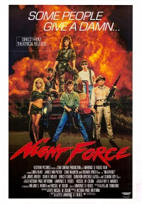 Nightforce poster