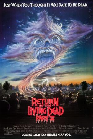 Return of the Living Dead: Part II 1978x2950