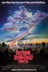 Return of the Living Dead: Part II poster