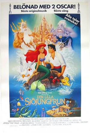 The Little Mermaid 324x475