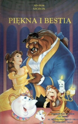 Beauty and the Beast 444x703