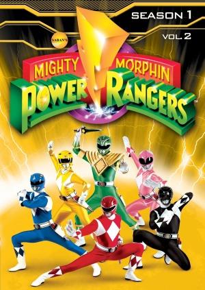 Mighty Morphin Power Rangers 1532x2160