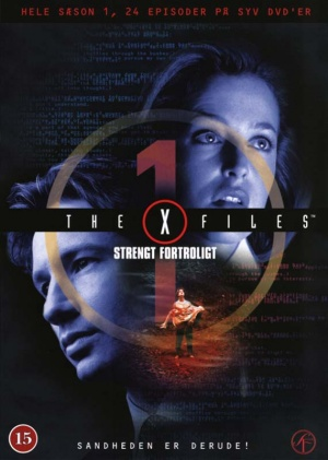 The X Files 570x800