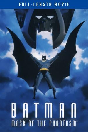 Batman: Mask of the Phantasm 1000x1500