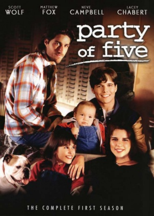 Party of Five 570x800