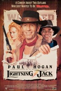 Lightning Jack poster