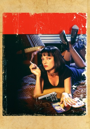 Pulp Fiction Key art