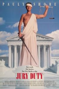 Jury Duty poster
