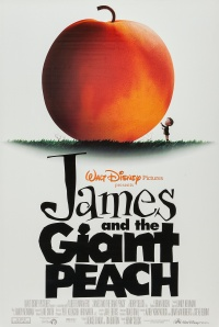 James and the Giant Peach poster